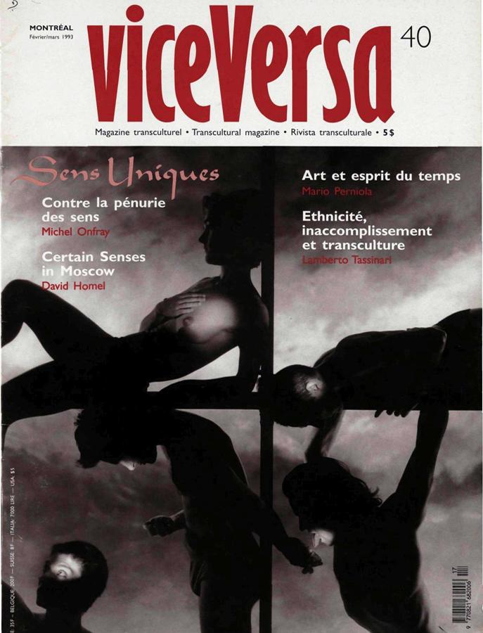 Vice Versa No 40