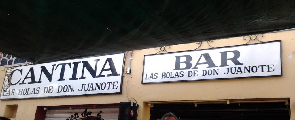Las Bolas