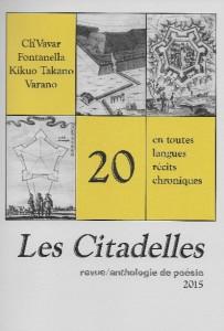 couverture Citadelles 20